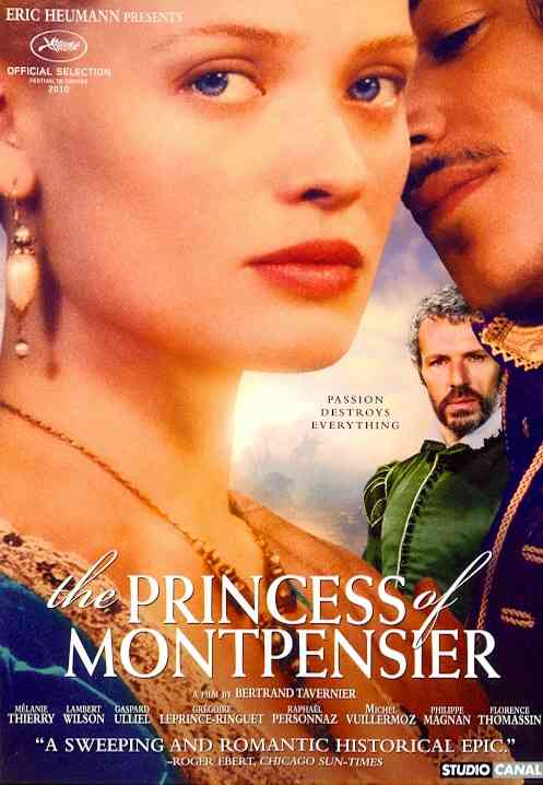 PRINCESS OF MONTPENSIER BY THIERRY,MELANIE (DVD)