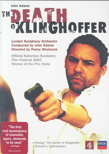 ADAMS:DEATH OF KLINGHOFFER BY SYLVAN,SANFORD (DVD)